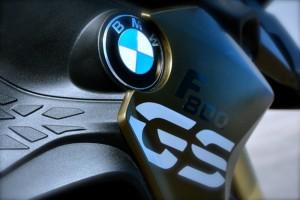 BMW 800 GS Logo