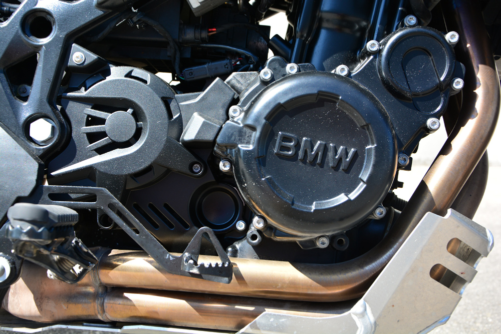 BMW 800 GS Motor
