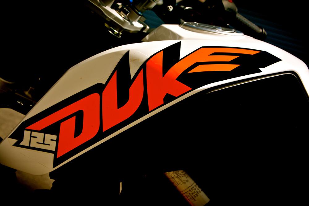 KTM Duke Logo