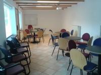 Unser neuer Schulungsraum