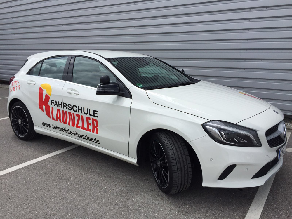 Klaunzler Mercedes neu
